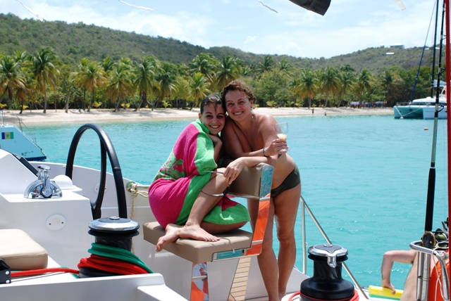 location de catamaran saint martin